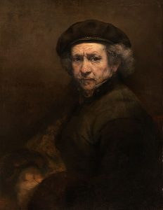 Rembrandt van Rijn: 'Love Gives Birth to Art'