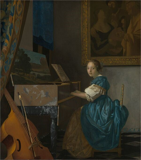 Vermeer and His Contemporaries: The Golden Age of Dutch Painting